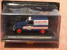 FRENCH CITROEN 2CV DELIVERY  VAN  1:43 SCALE