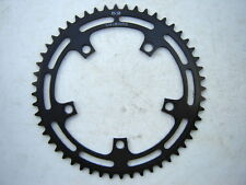 SHIMANO DURA ACE BLACK ANODIZED CHAINRING - 52 T - 130 BCD - NOS