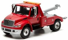 1/64 GREENLIGHT 2013 RED/SILVER DURASTAR INTERNATIONAL 4400 TOW TRUCK