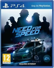 NEED FOR SPEED NFS PS4 Game (PRE OWNED) (USED) Excellent Condition
