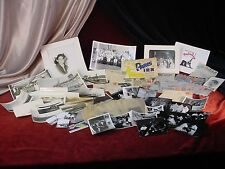 BIG PHOTO LOT 1930s-1940s WWII Hollywood WORLD WAR II Ships Planes JAPAN Disney+