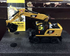 Caterpillar Cat M318F Wheeled Excavator 1/50 DieCast Construction By DM 85508