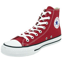 CONVERSE CHUCK TAYLOR ALL STAR HI SHOE RED (M9621)