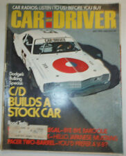 Car And Driver Magazine Dodge's Bullring May 1976 WITH ML 030315r