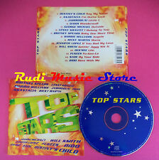 CD TOP STARS COMPILATION OASIS KRAVITZ FUGEES SADE DIDO SPEARS NO VHS DVD(C36)