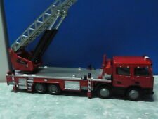NEW LADDER FIRE ENGINE die-cast toy model -1/50 SCALE WITH BOX