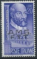 1949 TRIESTE A PALLADIO MNH ** - ED281-2