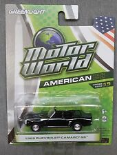 Greenlight Motor World 1969 Chevrolet Camero SS - American Edition - Series 15