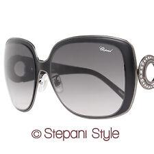 Chopard Sunglasses SCH936S 0508 Matte Black/Shiny Black 936