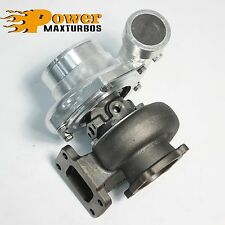GT35 GT3582 A/R.70/63 4 Bolts Anti-Surge Universal Performance Turbo T3 Flange