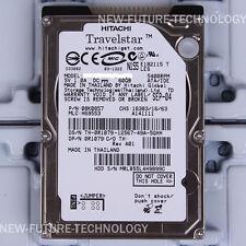 """HITACHI 60 GB HDD 2.5"""" 5400 RPM IDE HTS541060G9AT00 Interface Hard Disk Drives"""