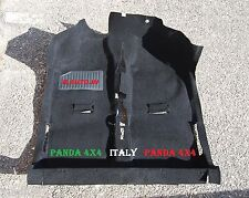 FIAT PANDA  4x4 SISLEY 1000 TAPPETO  INTERNO MOQUETTE MOULDED CARPET