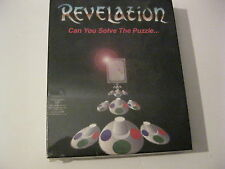 """Revelation new PC Game 3.5"""" disk Microleague Interactive Software"""