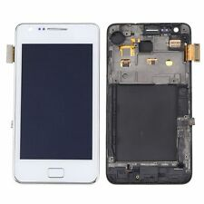 Samsung Galaxy S2 i9100 LCD Touch Screen Digitizer Assembly - White US