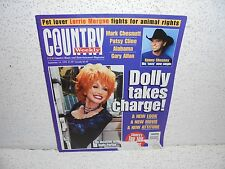 Vintage Country Weekly Magazine September 14 1999  Dolly Parton  HOT COVER