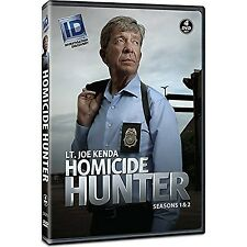 Homicide Hunter: The Complete Season 1 & 2 DVD (4-DVD Set)