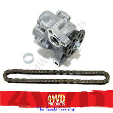 Oil Pump & Chain SET - Suzuki Vitara 2.0-V6, Grand Vitara 2.5-V6, XL7-2.7 V6