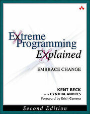 Extreme Programming Explained: Embrace Change. Second Edition., Beck, Kent, Very