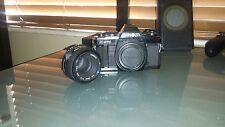 Minolta X-570 35mm Camera with 50mm f/1.7 Lens