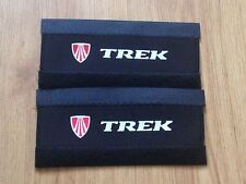 2 x TREK NEOPRENE BICYCLE ACCESSORIES BIKE CHAIN STAY FRAME PROTECTOR