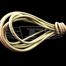 3.0mm x 10m, BEIGE REPLACEMENT SHOCK CORD TENT POLE 2 MAN TENT REPAIR CAMPING