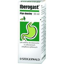Iberogast 50ml Drops - For Dyspepsia, Bloating,Stomache