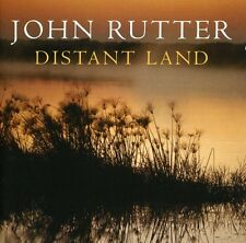 John Rutter - Distant Land: The Orchestral Collection (New Edition) [New CD] UK