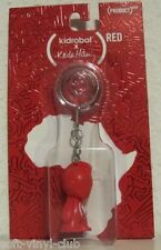 KIDROBOT X (RED) BOT KEYCHAIN 1-INCH - Art for Africa