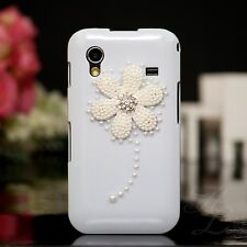 Samsung Galaxy Ace s5830i s5839i Hard Case Housse portable étui perles strass