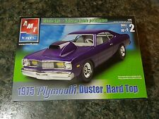 AMT 1/25 '75 Plymouth Duster Hard Top Muscle Car Great Condition Very Rare