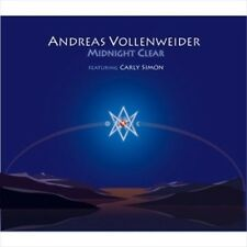 Midnight Clear [Andreas Vollenweider] New CD