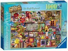 Ravensburger Le Métier Armoire 1000 pièces Colin Thompson Puzzle-NEUF