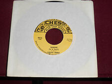 """CHUCK BERRY """"Nadine (Is It You?)"""" Chess Blue Chip 9010"""