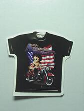 Betty Boop T-SHIRT AMERICAN RIDER SIZE 2X