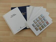 Kiribati MNH Collection in specialist Album 1979 - 1990 95% Complete Cat £245