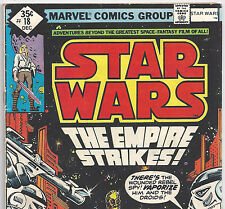 Marvel Comics STAR WARS #18 Whitman 3-Pack Edition from Dec. 1978 in VG con.