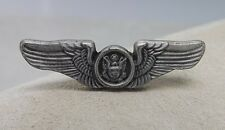 United States Air Force Aircrew Wings Military Lapel Pin 1 1/4 Inch
