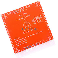 RepRap 3D Printer PCB Heatbed MK2B Heat Bed Hot Plate For Prusa Mendel 12V 24V