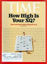 2015 Time Magazine: How High is Your IQ/Hiring Practices/China Internet Firewall