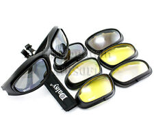 Daisy Military Polycarbonate Protection Glasses / C5 (KHM Airsoft)