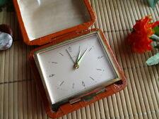 Wecker, Uhr, Reisewecker, Zentra, um 1970, mechanisch, IA, alarm clock  # 1403