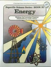 Energy by Lorraine Conway (1985, Hardcover, Student Edition of Textbook)