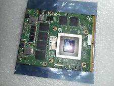 OEM ALIENWARE M17X M18X R1 Nvidia GTX 770M 3GB GDDR5 N14E-GS-A1 MXM Video Card