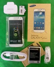 SAMSUNG GALAXY S4 MINI 8GB UNLOCKED LTE 4G SMARTPHONE - WHITE BRAND NEW