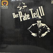 "OST -SOUNDTRACK - DER PATE TEIL 2 - NINO ROTA  12"" LP (M912)"