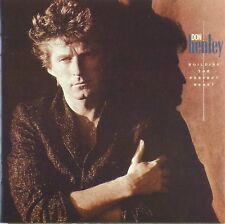 CD - Don Henley - Building The Perfect Beast - #A3102