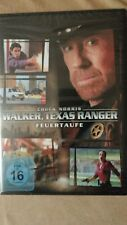 WALKER TEXAS RANGER TRIAL BY FIRE DVD CHUCK NORRIS   U.K COMPATIBLE