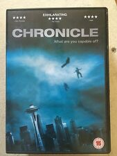 Michael B. Jordan CHRONICLE ~ 2012 Teen Superhero / Fantasy Film | UK DVD