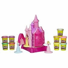 Play-Doh Disney Princess Prettiest Princess Castle Set (A0038)  book molds NEW