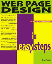 Brian Austin Web Page Design in Easy Steps Very Good Book